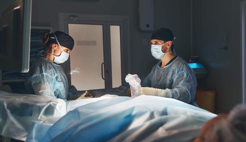Chirurgie de l'avant pied